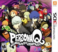 Image of Persona Q: Shadow of the Labyrinth