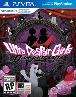 Image of Danganronpa Another Episode: Ultra Despair Girls
