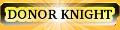 Donor Knight - I donated to ACDB