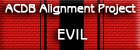 Award for Participation in the ACDB Staff Alignment Project - As Evil