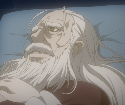 Sistine's Grandfather