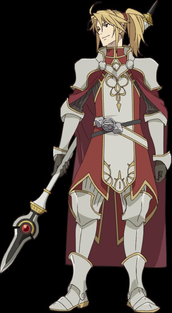 Spear Hero