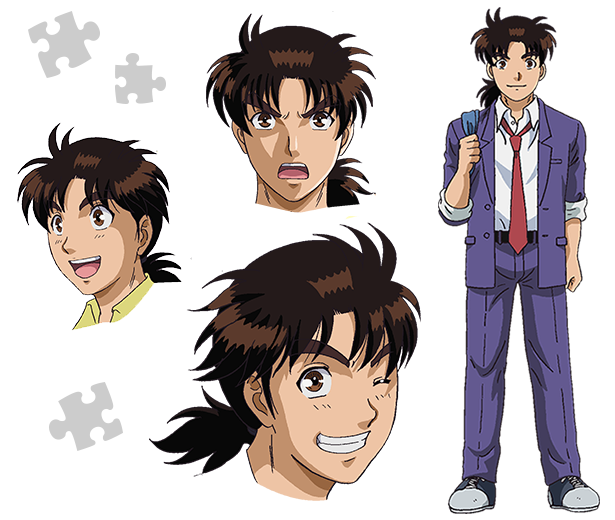 Hajime Kindaichi From Kindaichi Case Files Returns