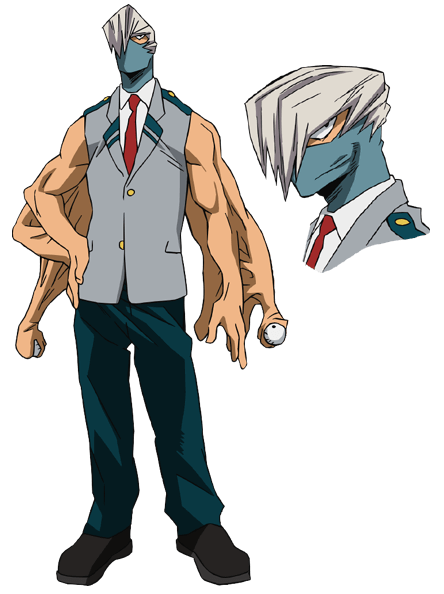 Mezou Shouji From My Hero Academia