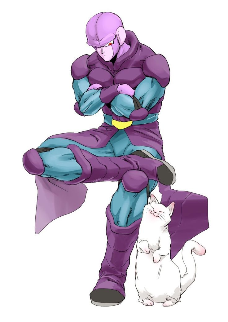 Hit From Dragon Ball Super