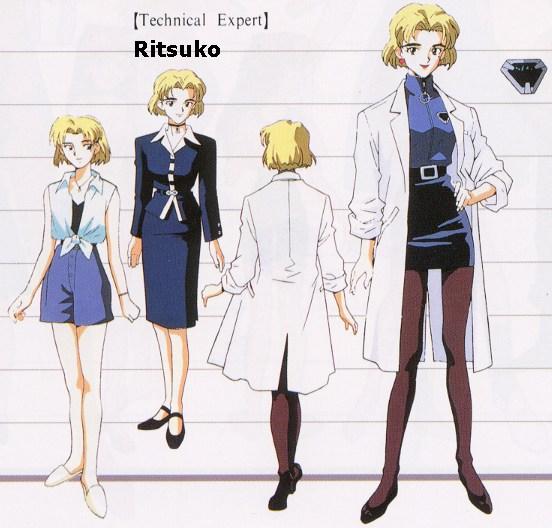 Ritsuko Akagi