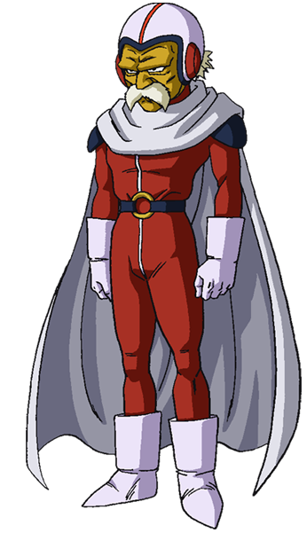 Rabanra From Dragon Ball Super