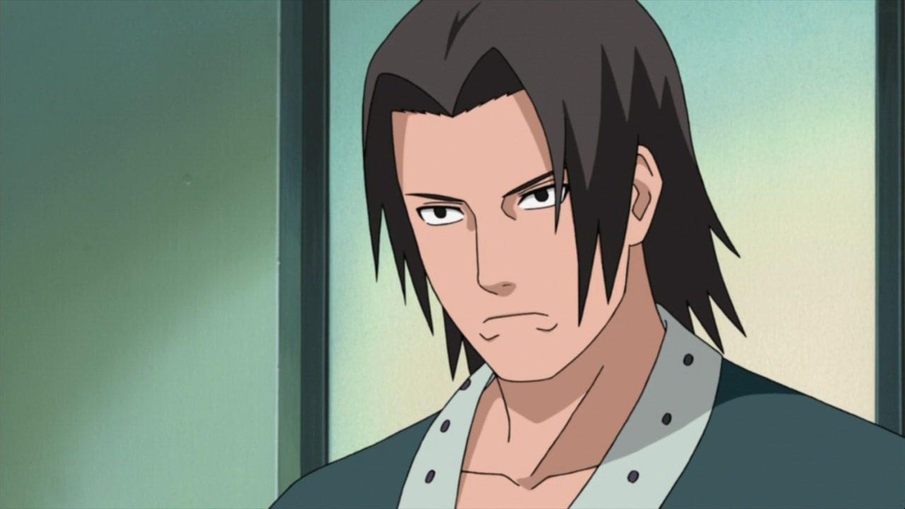 Fugaku Uchiha from Naruto Shippuden