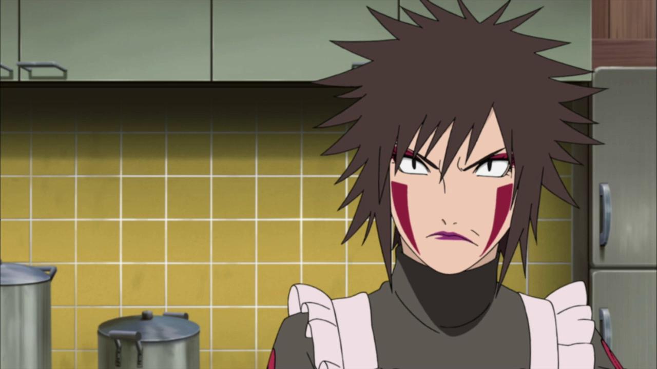 Tsume Inuzuka from Naruto