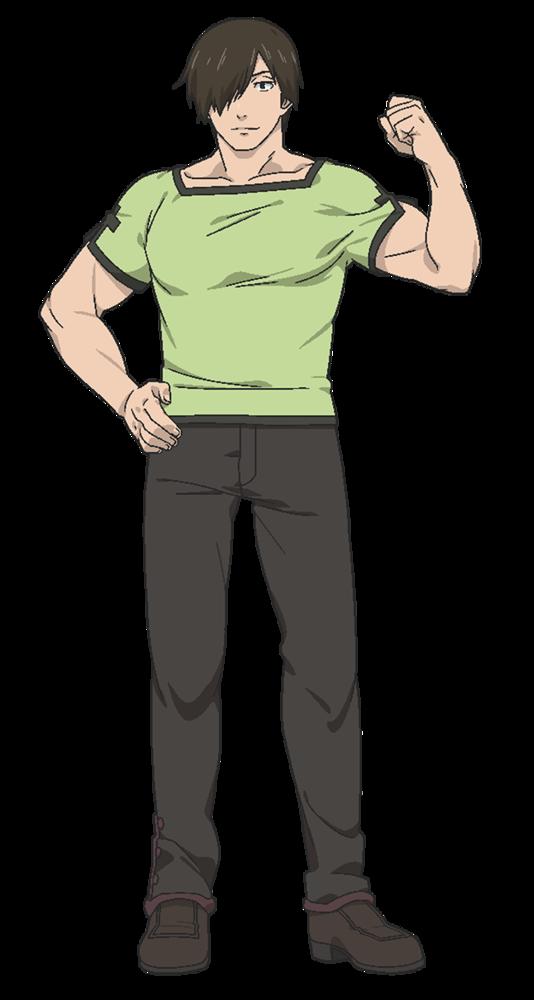 Genzo Shibata
