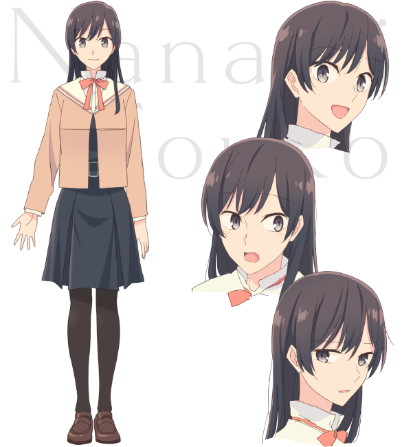 Touko Nanami From Bloom Into You