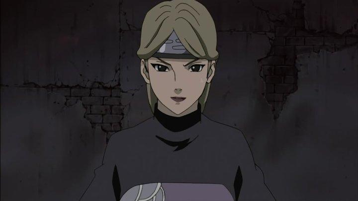 Yugito Nii from Naruto Shippuden
