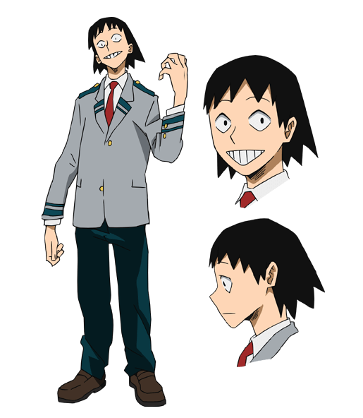Hanta Sero From My Hero Academia