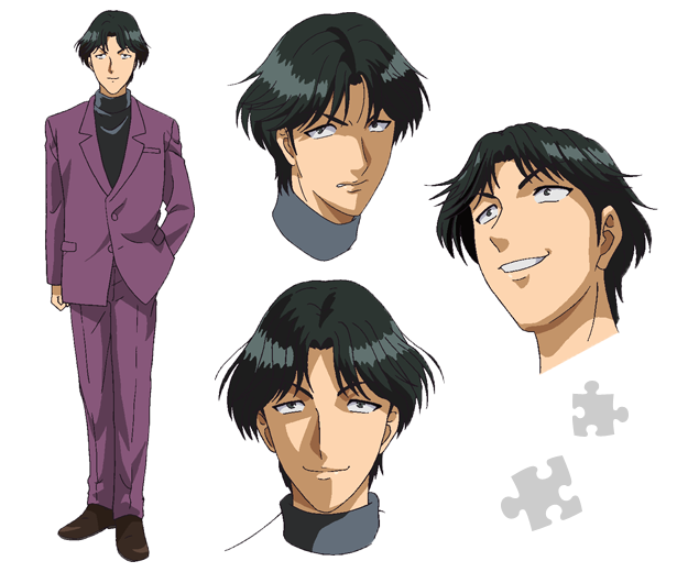 Youichi Takatoo From Kindaichi Case Files Returns