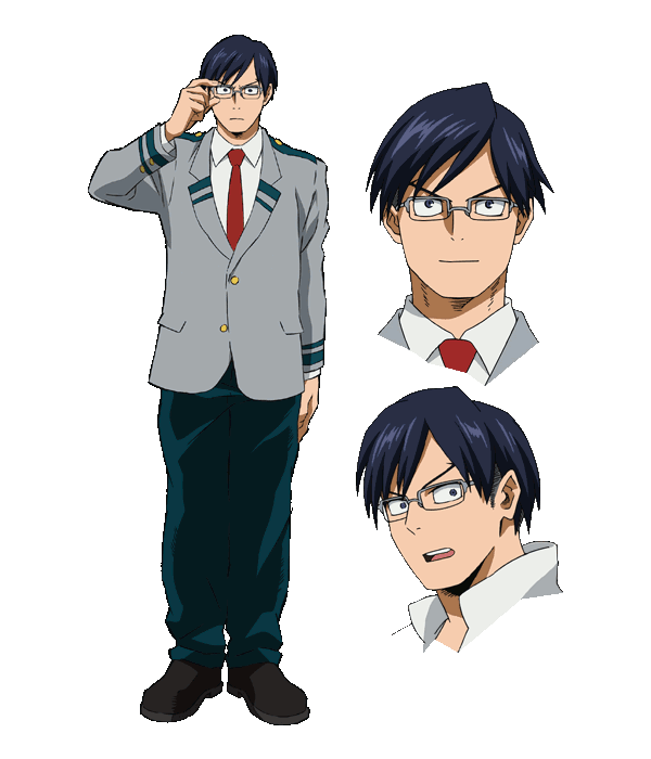 Tenya Iida He S Paralyzed From The Waist Down Ndue To