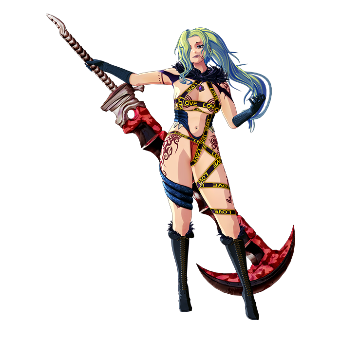 Eva From Onechanbara Origin