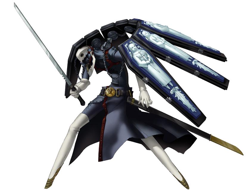 Thanatos From Shin Megami Tensei Persona 3