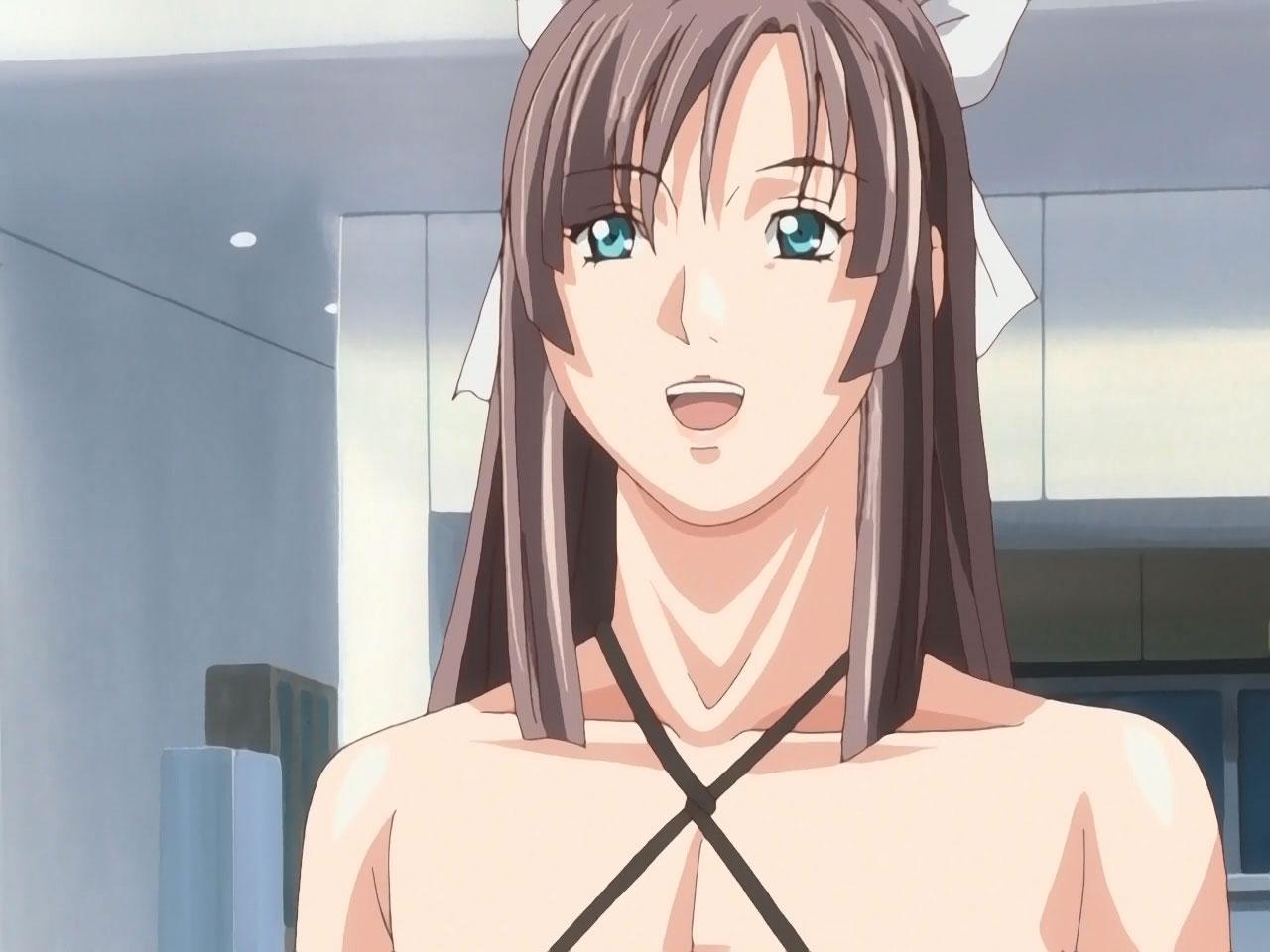 cleavage anime