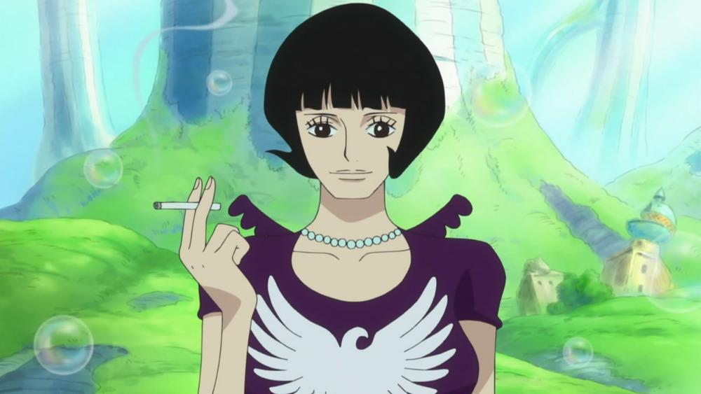 Shakuyaku from One Piece