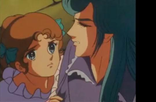 lady georgie anime characters