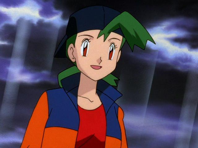 Maren From Pokemon The Movie 2000
