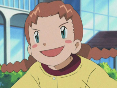 Macy From Pokemon