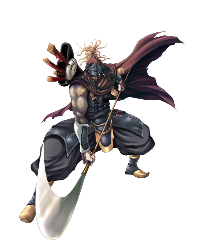 Anime Characters Using Sword : Berbalzerd the pressure from seinarukana spirit of