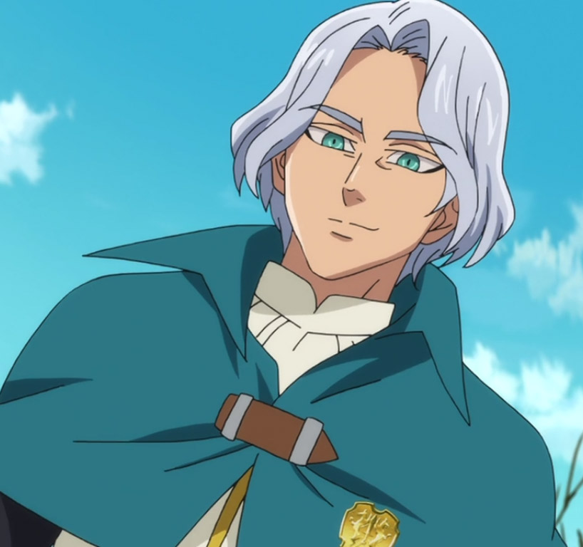 Hendrickson (young) From The Seven Deadly Sins