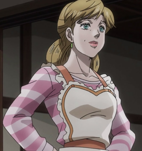 Holly Kujo From Jojo S Bizarre Adventure Stardust Crusaders