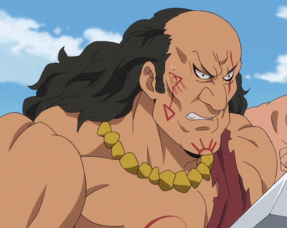 Northern Barbarian Chief