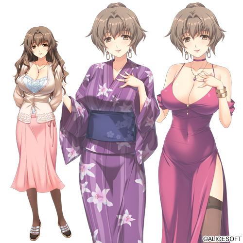 Tsumamigui 3 the animation [episode 01]