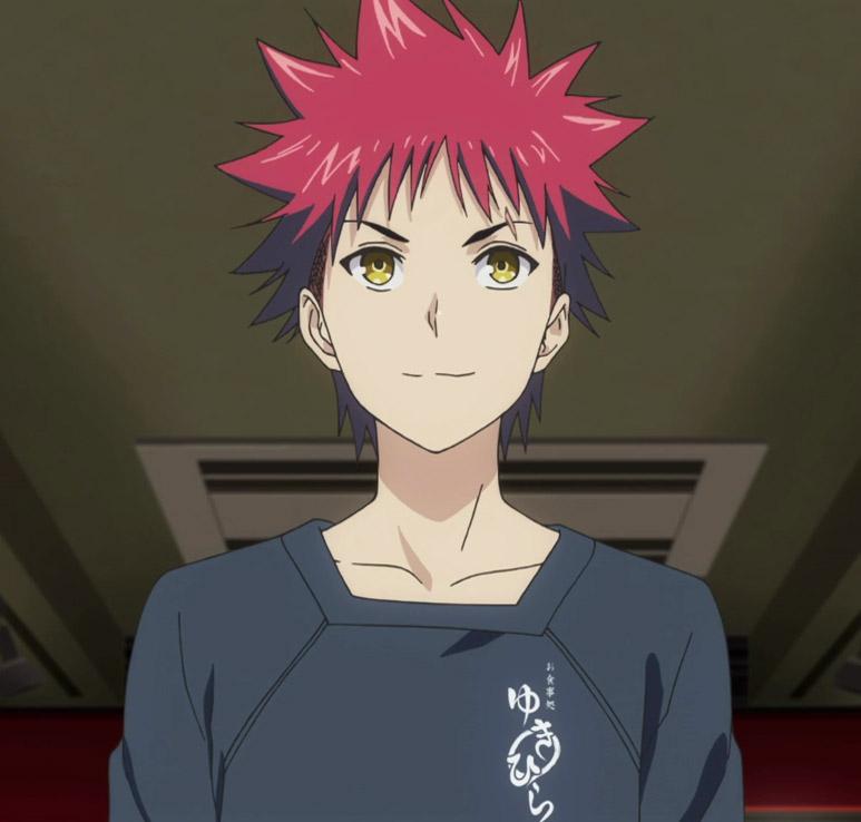 Souma Yukihira
