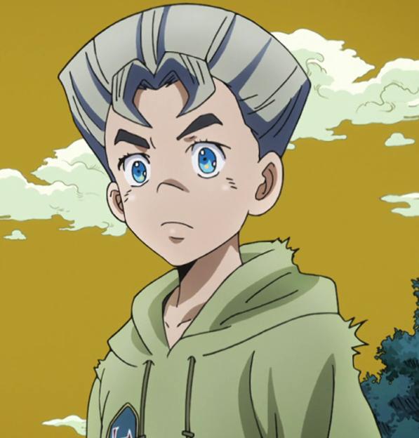 Koichi Hirose From JoJo's Bizarre Adventure: Diamond Is