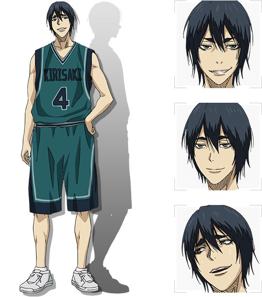 Kuroko S Basketball Season 2 Tagalog Version: Makoto Hanamiya From Kuroko's Basketball S2
