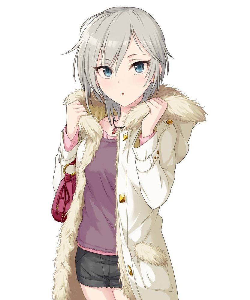 Anastasia From Idolmaster Cinderella Girls