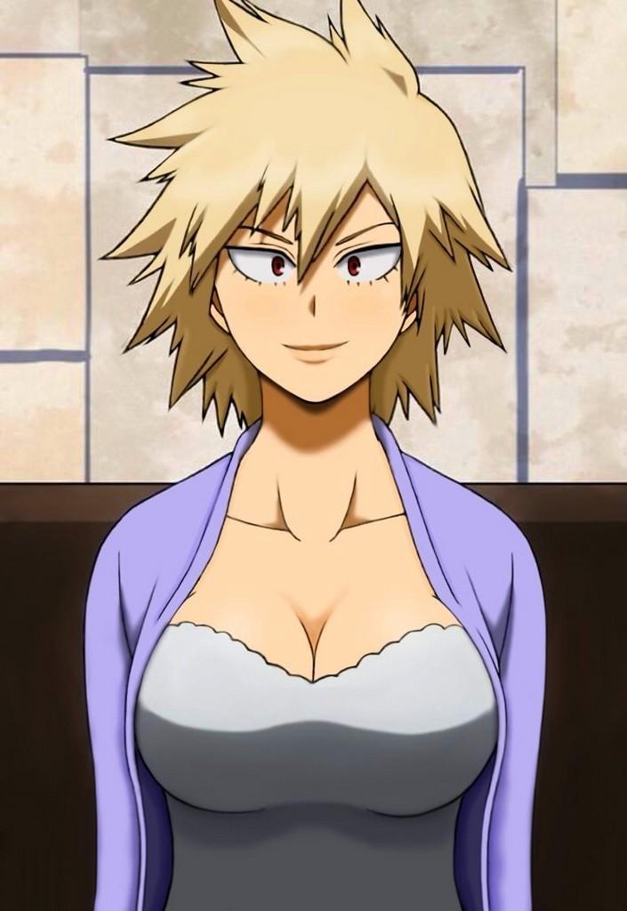 Mitsuki Bakugou