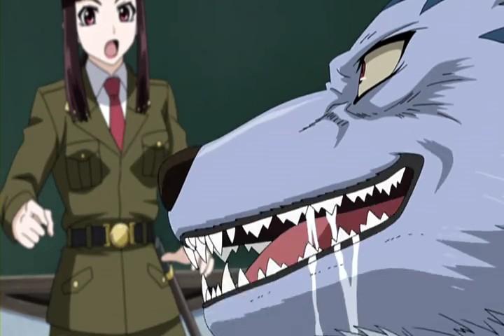 Ginei Morioka (Monster form)