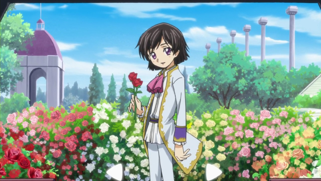 Lelouch Lamperouge (young)