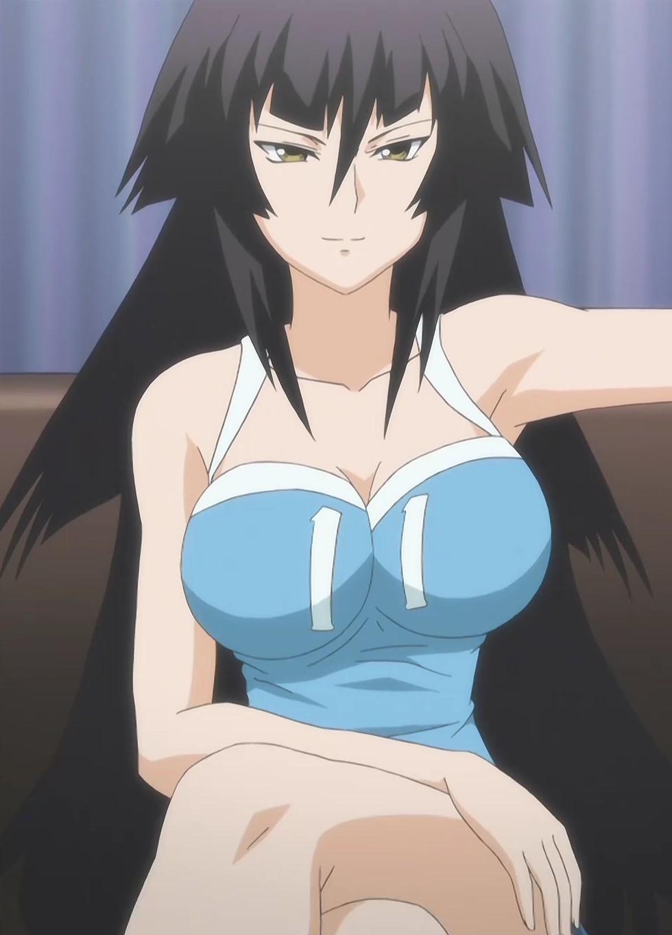 Anime Characters Database : Callaway risure from dog days
