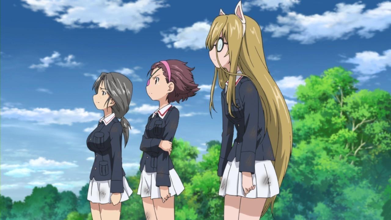 Anteater Team ~ JP Chi-Nu Type 3 from Girls und Panzer