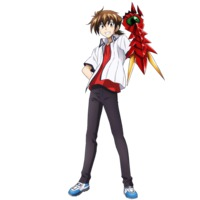 Profile Picture for Issei Hyoudou