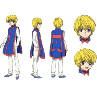 Image of Kurapika