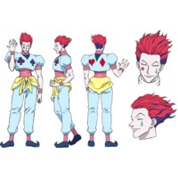 Image of Hisoka Morow
