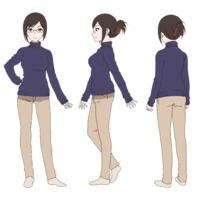 Profile Picture for Akane Yonomori