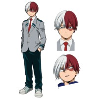 Image of Shouto Todoroki