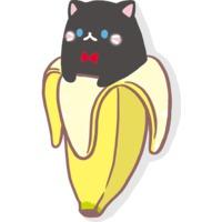 Black Bananya