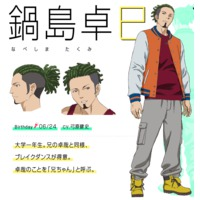 Profile Picture for Takumi Nabeshima