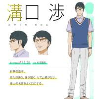 Image of Wataru Mizoguchi