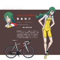 Image of Yuusuke Makishima