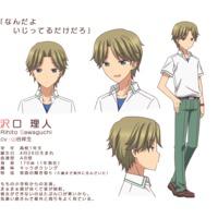 Image of Rihito Sawaguchi